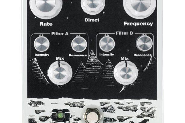 EarthQuaker Devices アースクエイカーデバイセス / Interstellar Orbiter インターステーラー オービター【デュアル レゾナント フィルター】