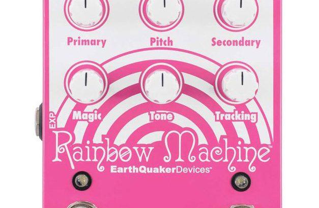 EarthQuaker Devices アースクエイカーデバイセス / Rainbow Machine レインボーマシーン【ポリフォニックピッチシフター】