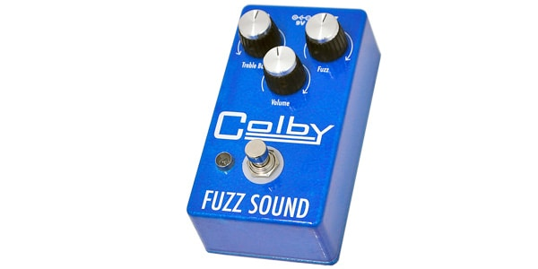 EarthQuaker Devices アースクエイカーデバイセス / Colby Fuzz Sound コルビーファズ【ファズ】