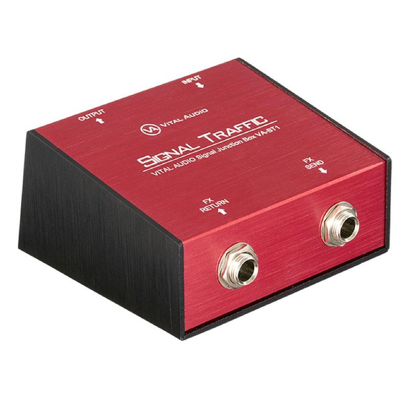 Vital Audio バイタルオーディオ / SIGNAL TRAFFIC VA-ST1【ジャンクションボックス】