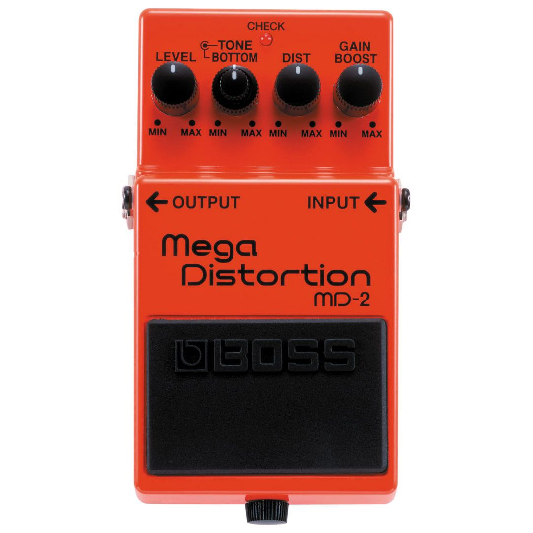 BOSS ボス / MD-2 Mega Distortion 【ディストーション】