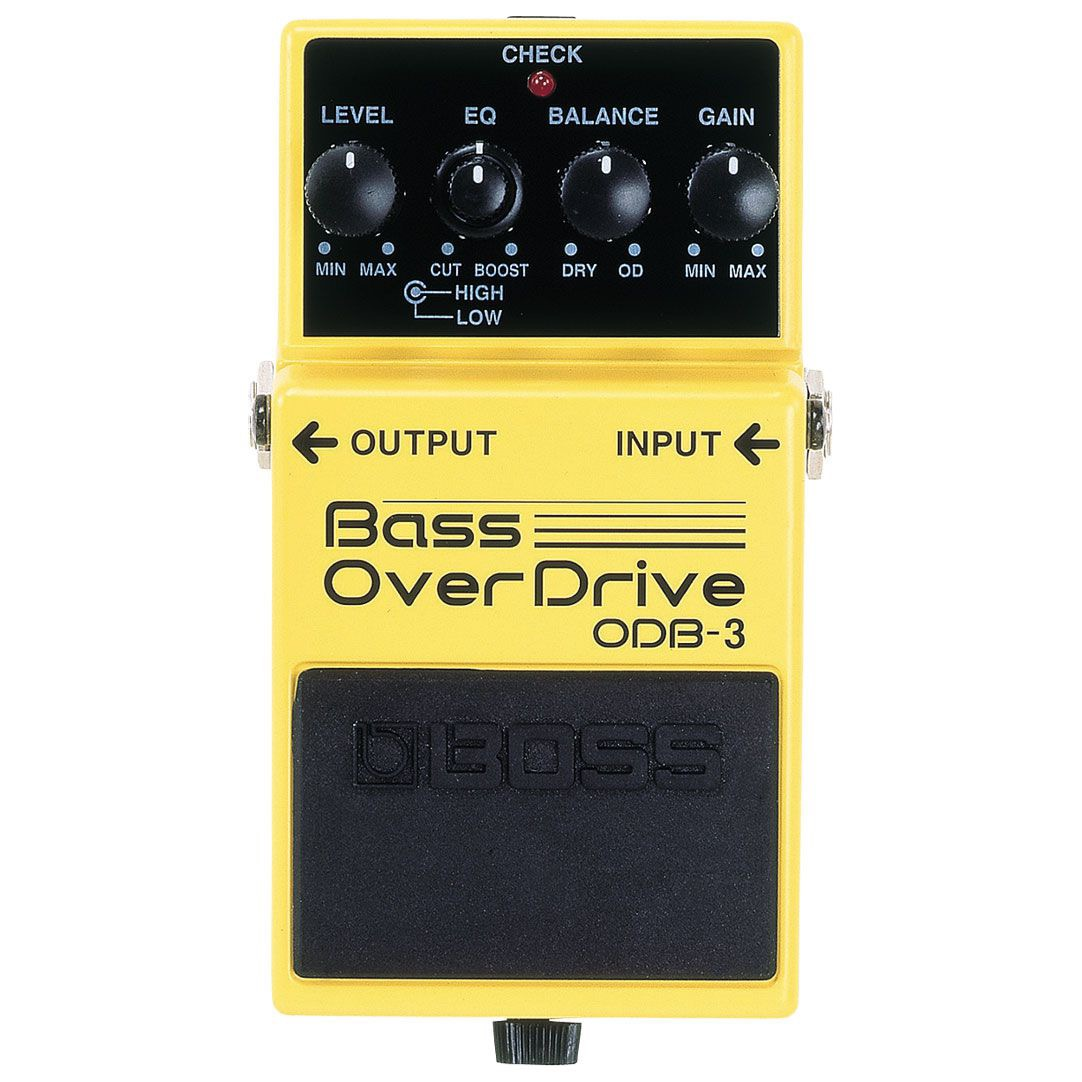 BOSS ボス / ODB-3 Bass OverDrive【ベース用オーバードライブ】