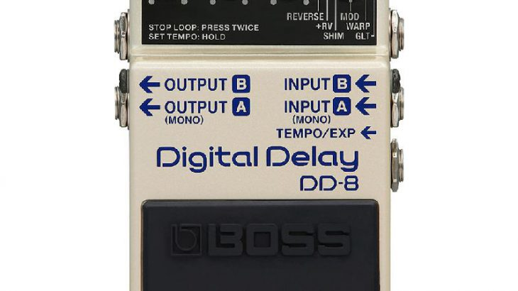 BOSS ボス / DD-8 Digital Delay【デジタルディレイ】