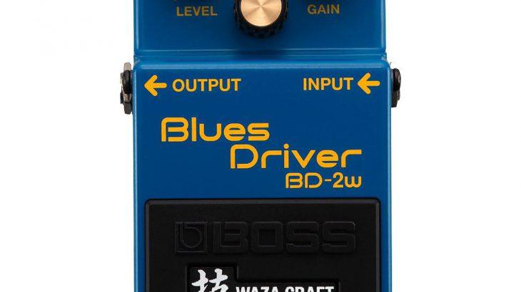 BOSS ボス / BD-2W Blues Driver 技 WAZA CRAFT 【オーバードライブ】