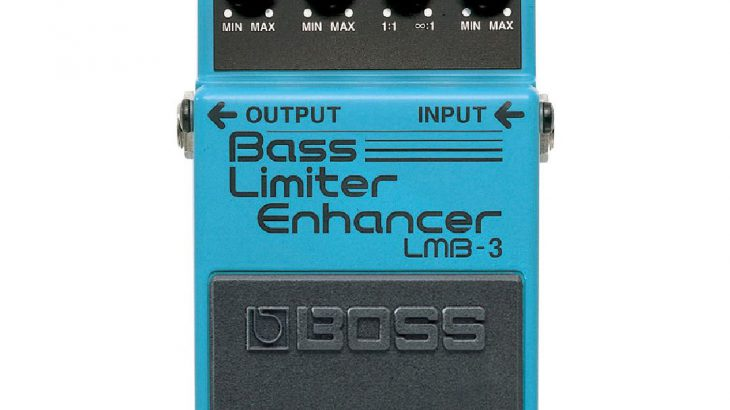 BOSS ボス / LMB-3 Bass Limiter Enhancer【ベース用リミッター】
