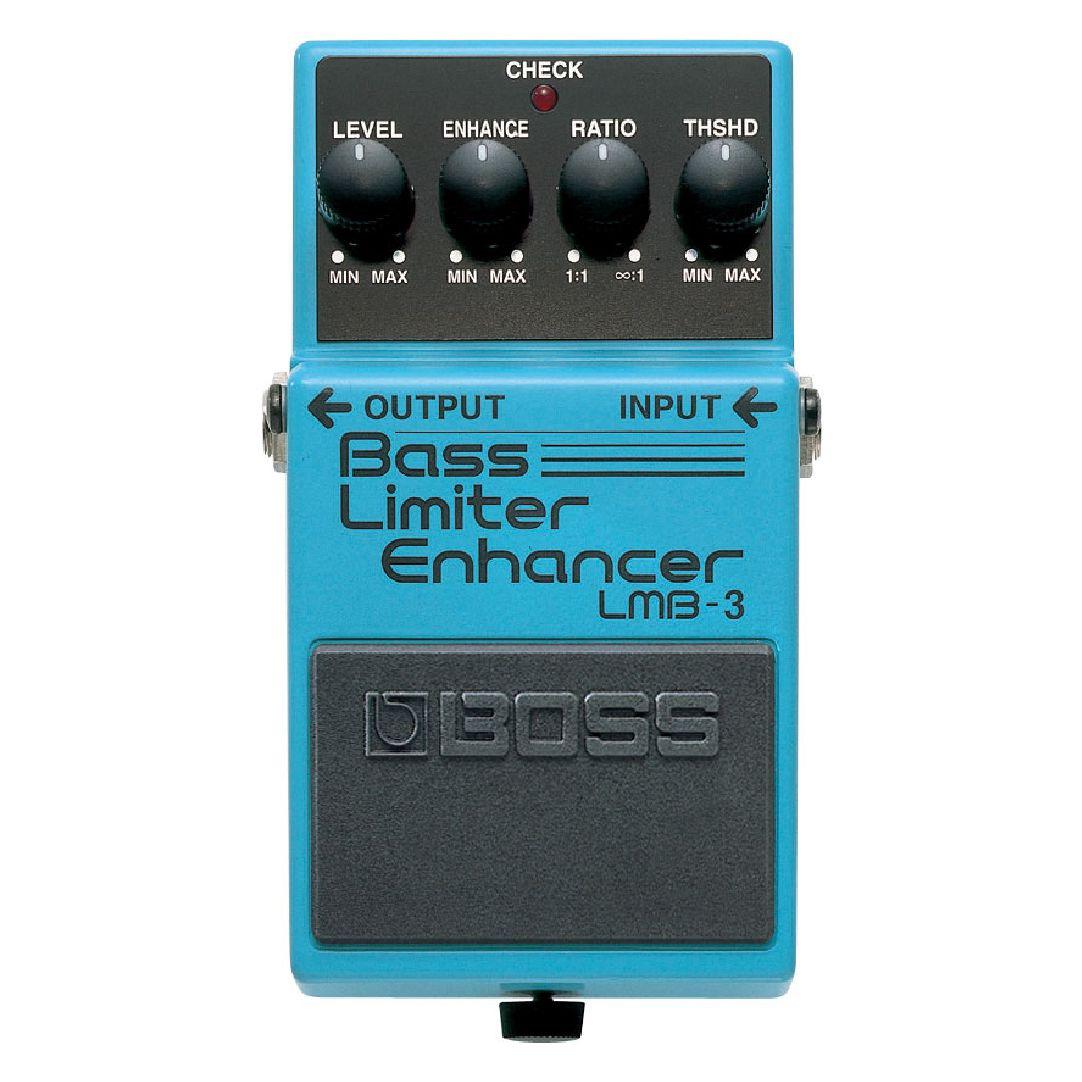 BOSS ボス / LMB-3 Bass Limiter Enhancer【ベース用リミッター】