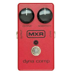MXR エムエックスアール M102 DynaComp コンプレッサー 【コンプレッサー】【ギターエフェクター】