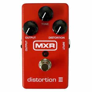 MXR エムエックスアール M-115 DISTORTION3 【ディストーション】【M115】