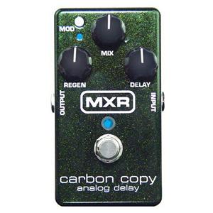 MXR エムエックスアール M169 Carbon Copy Analog Delay【アナログディレイ】