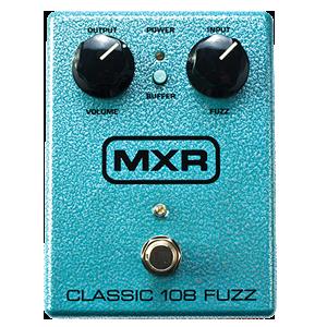 MXR エムエックスアール M-173 CLASSIC 108 FUZZ【ファズ】【M173】