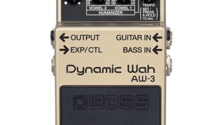 BOSS ボス / AW-3 Dynamic Wah【ワウペダル】