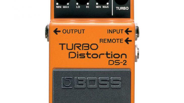 BOSS ボス / DS-2 TURBO Distortion 【ディストーション】
