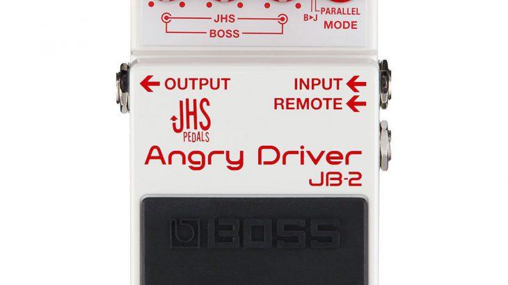 BOSS ボス / JB-2 Angry Driver 技 WAZA CRAFT【オーバードライブ】