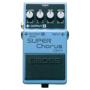 BOSS ボス / CH-1 SUPER Chorus
