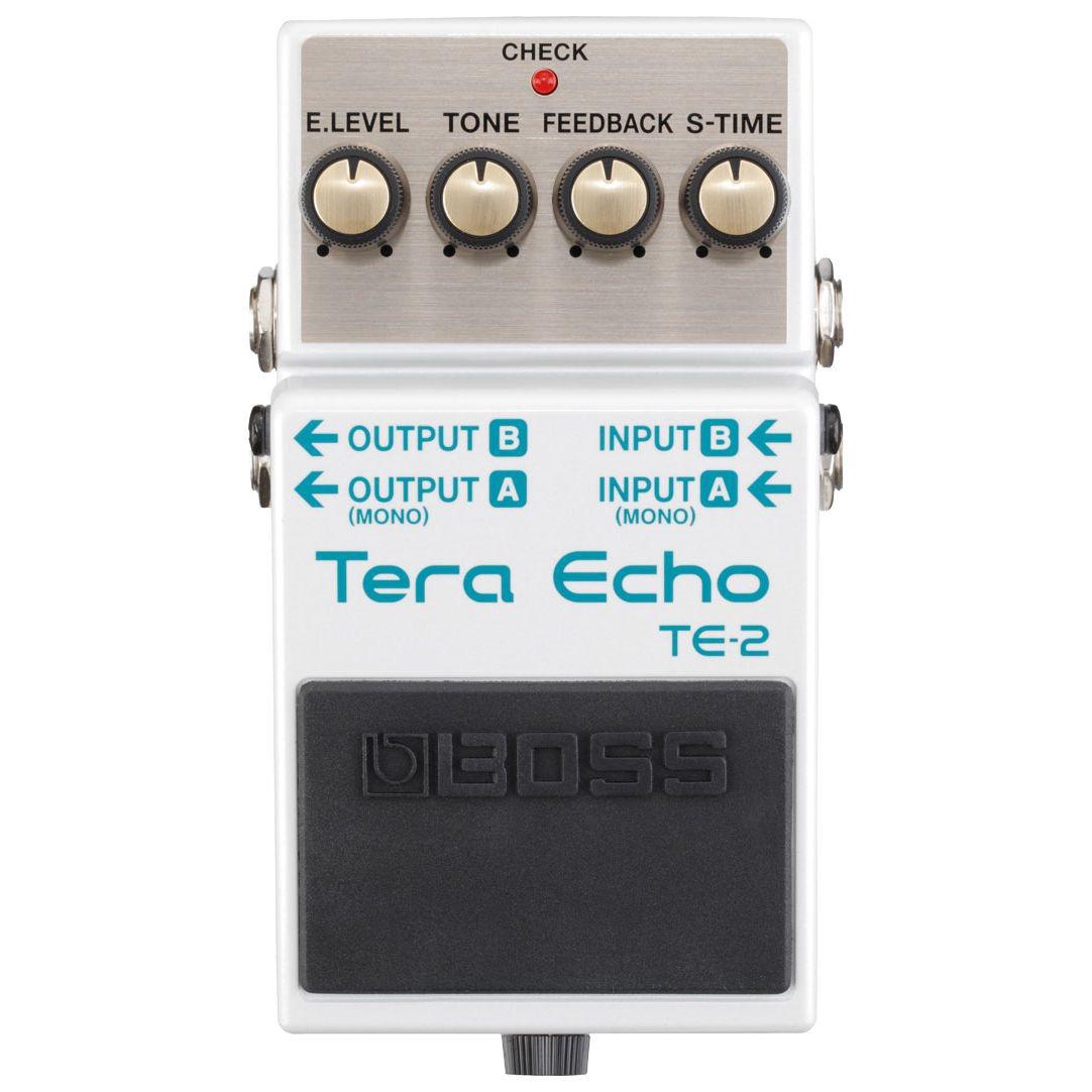 BOSS ボス / TE-2 Tera Echo 【エコー】