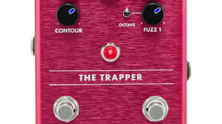 FENDER フェンダー / The Trapper Dual Fuzz【ファズ】