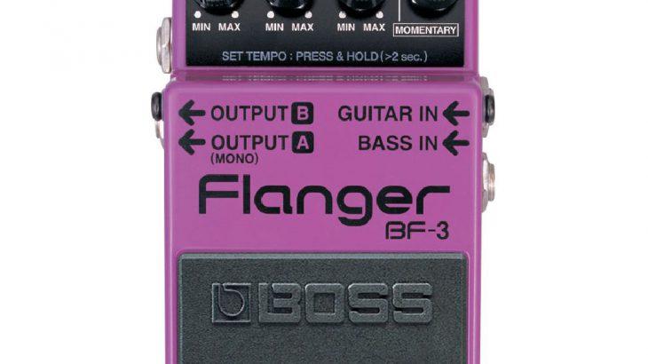 BOSS ボス / BF-3 Flanger【フランジャー】