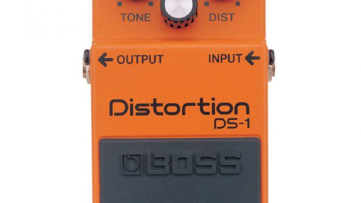 BOSS ボス / DS-1 Distortion 【ディストーション】