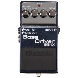 BOSS ボス / BB-1X Bass Driver【ベース用オーバードライブ】