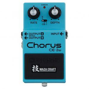 BOSS ボス / CE-2W Chorus 技 WAZA CRAFT