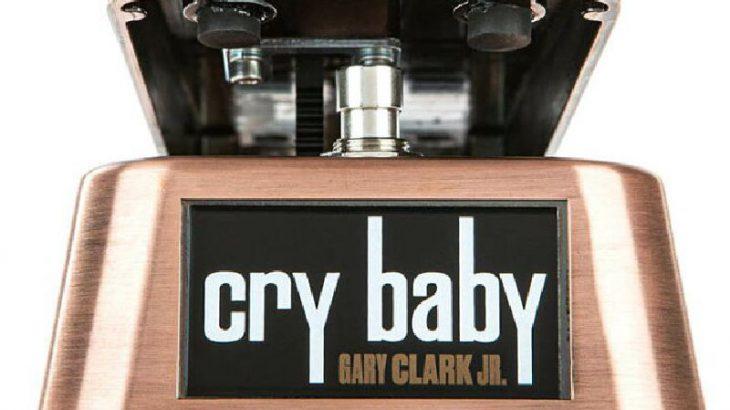 Jim Dunlop ジムダンロップ / GCJ95 GARY CLARK JR. WAH ゲイリー・クラークJr. シグネチャー【ワウペダル】