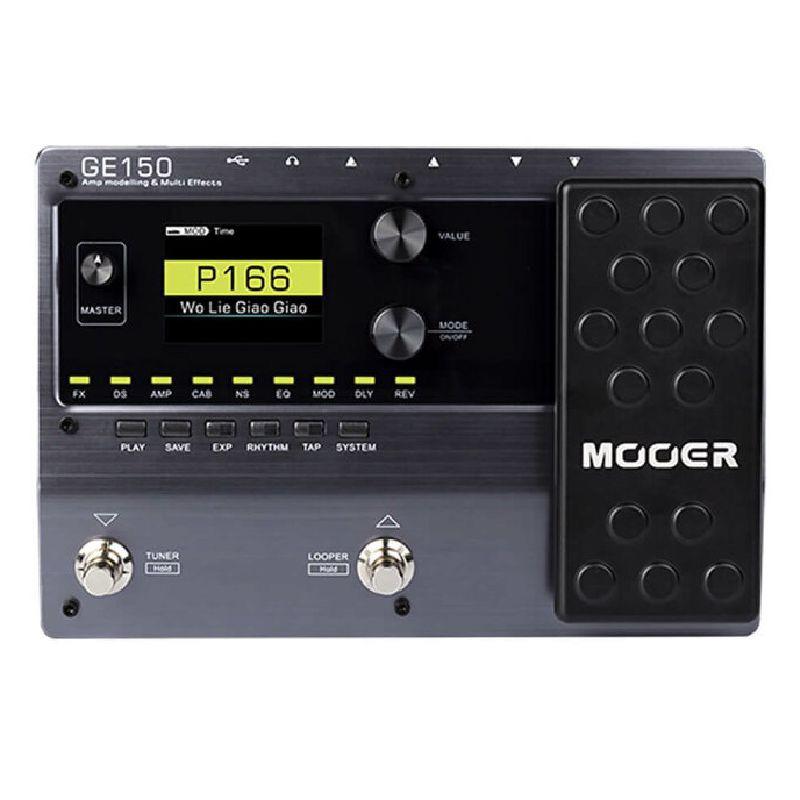 MOOER ムーアー / GE150【ギター用マルチエフェクター】