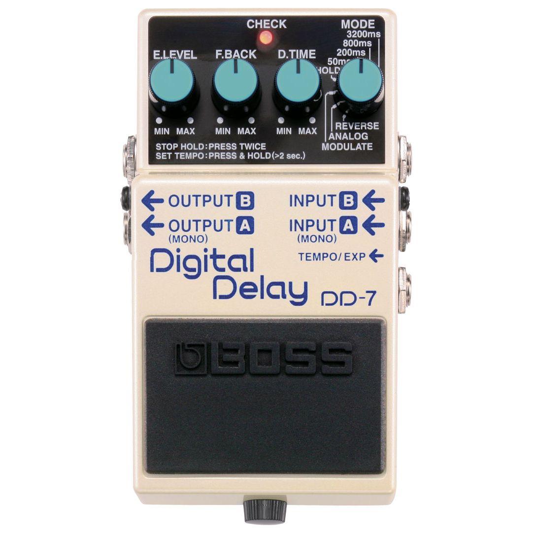 BOSS ボス / DD-7 Digital Delay【デジタルディレイ】