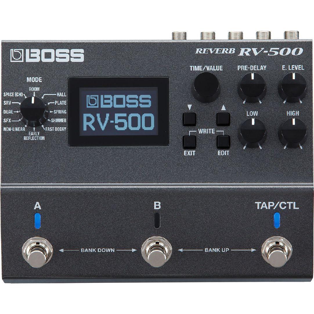 BOSS ボス / RV-500 Reverb【リバーブ】【BOSS 500シリーズ】