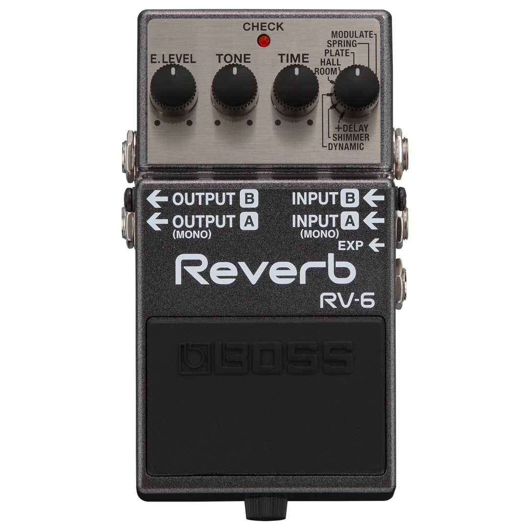 BOSS ボス / RV-6 Reverb 【リバーブ】