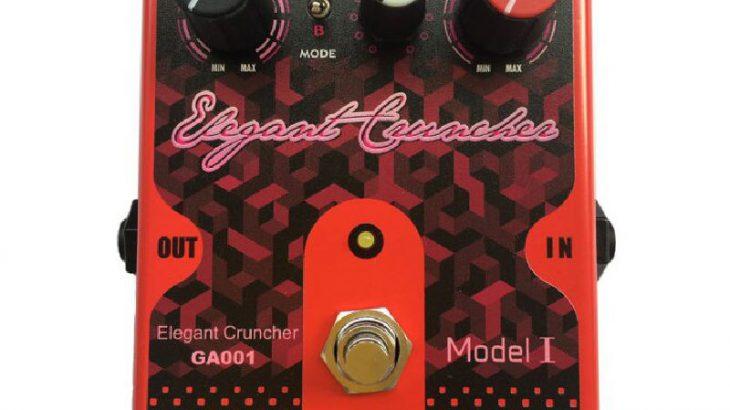 Conisis コニシス研究所 / Elegant Cruncher GA001 Model I【オーバードライブ】