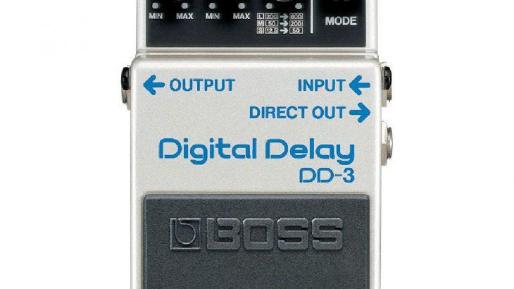 BOSS ボス / DD-3 Digital Delay 【ディレイ】