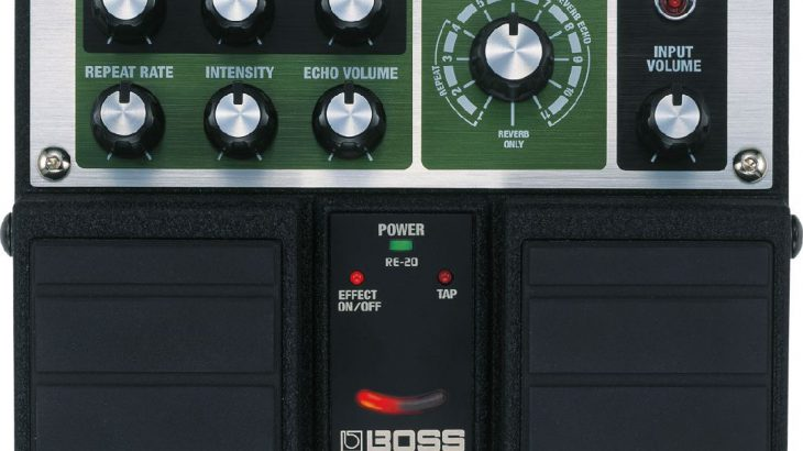 BOSS ボス / RE-20 Space Echo 【エコー】