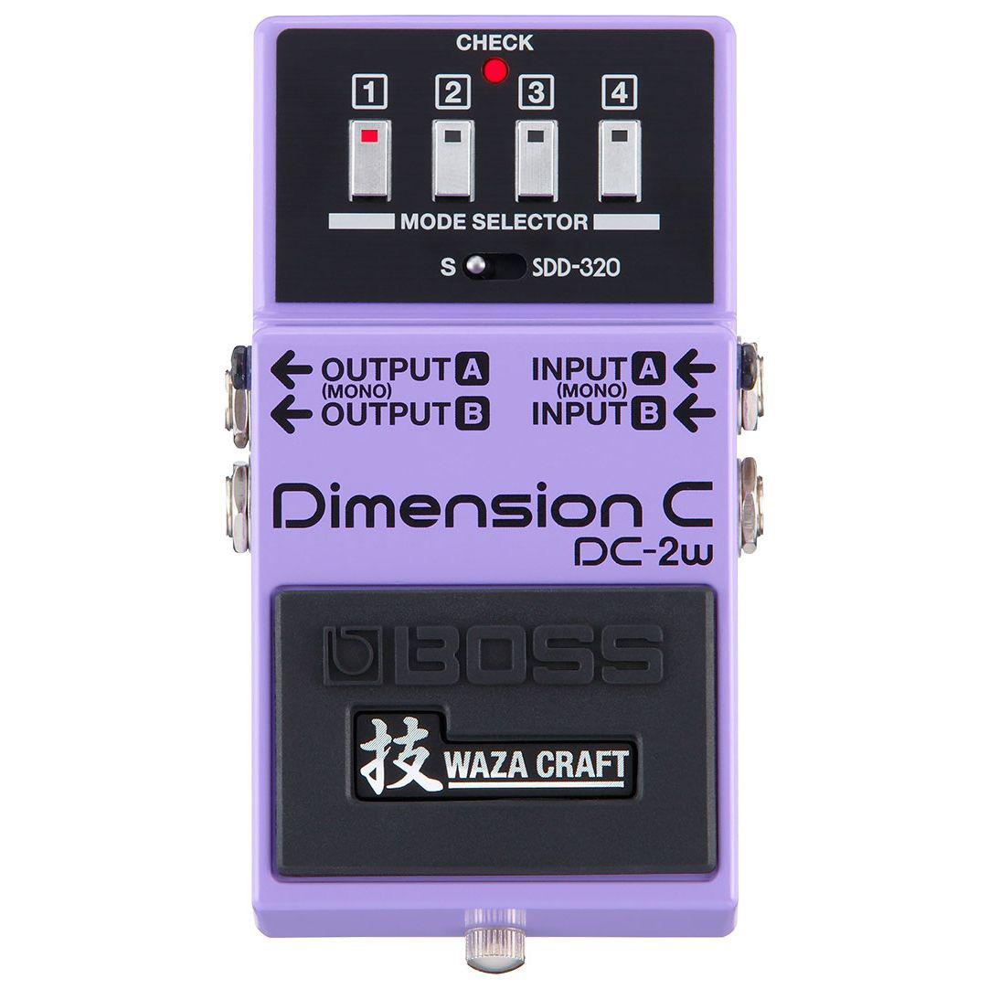BOSS ボス / DC-2W Dimension C 技 WAZA CRAFT【コーラス】