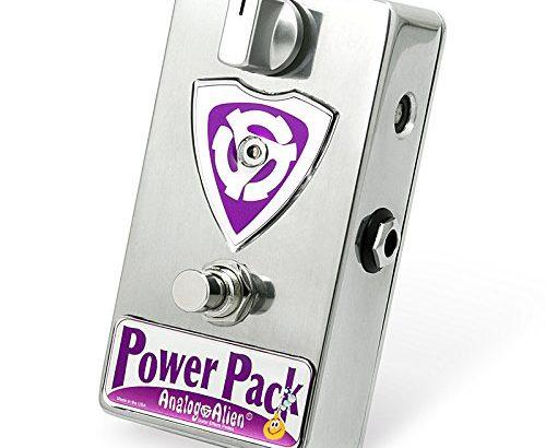 Analog Alien アナログエイリアン / Power Pack【クリーンブースター】