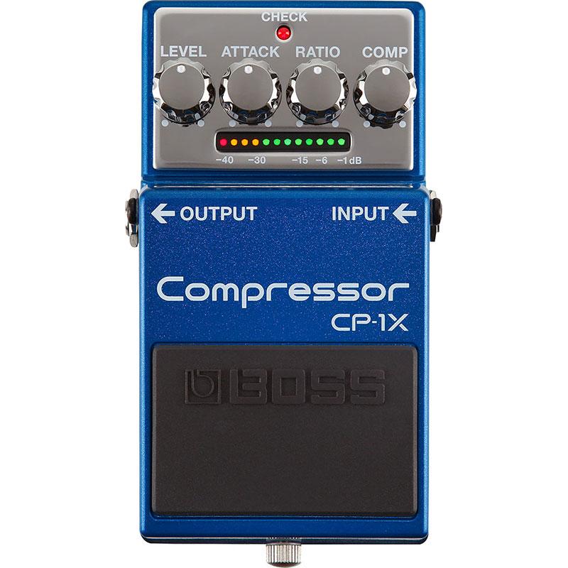 BOSS ボス / CP-1X Compressor【コンプレッサー】