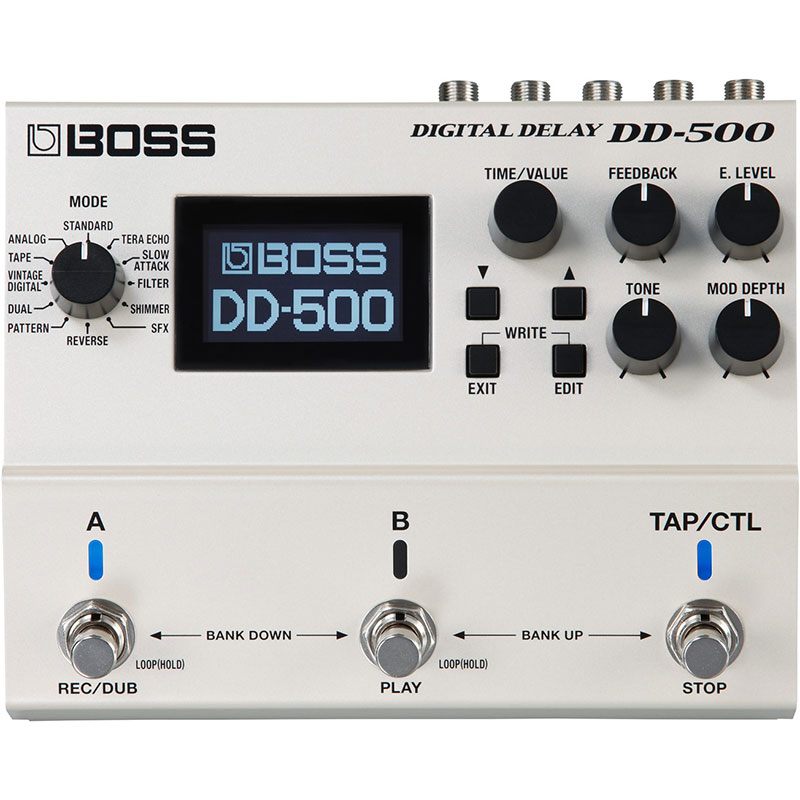 BOSS ボス / DD-500 Digital Delay【デジタルディレイ】