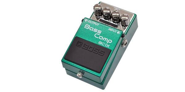 BOSS ボス / BC-1X Bass Comp【ベース用コンプレッサー】