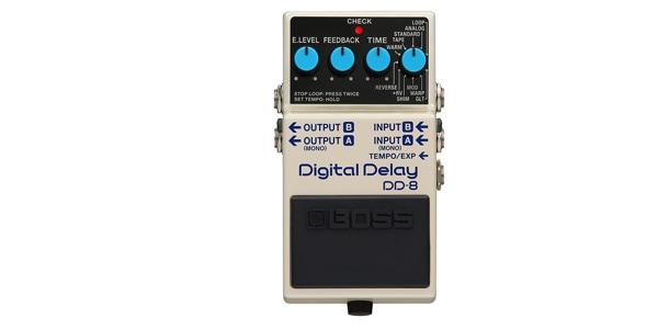 BOSS ボス / DD-8 Digital Delay【デジタルディレイ】