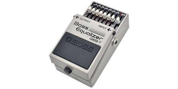 BOSS ボス / GEB-7 Bass Equalizer【ベース用イコライザー】