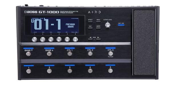 BOSS ボス / GT-1000 Guitar Effects Processor【ギター用マルチエフェクター】