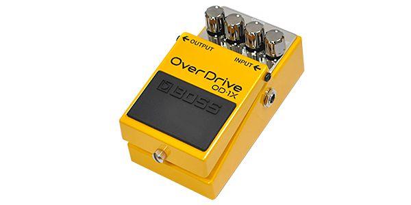 BOSS ボス / OD-1X Overdrive 【オーバードライブ】
