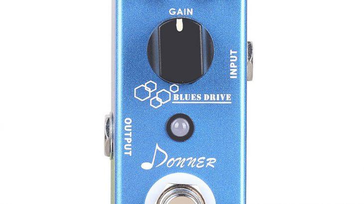 Donner ドナー / Blues Drive【オーバードライブ】