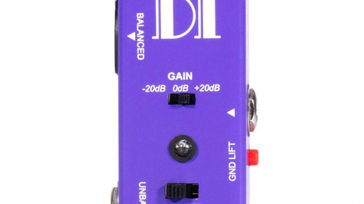 Donner ドナー / DI Box【ダイレクトボックス・DI】