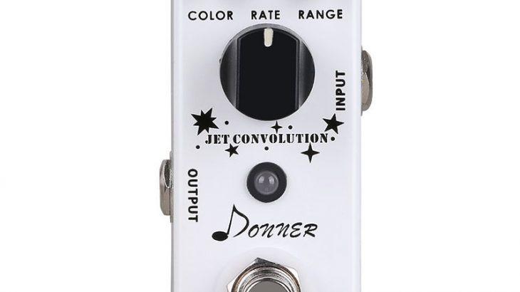 Donner ドナー / Jet Convolution【フランジャー】