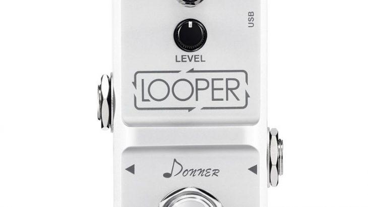 Donner ドナー / NANOシリーズ Looper【ルーパー】