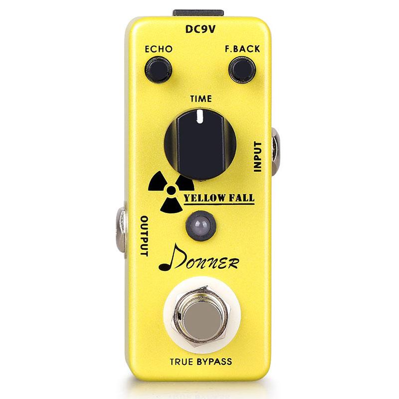 Donner ドナー / Yellow Fall【ディレイ】