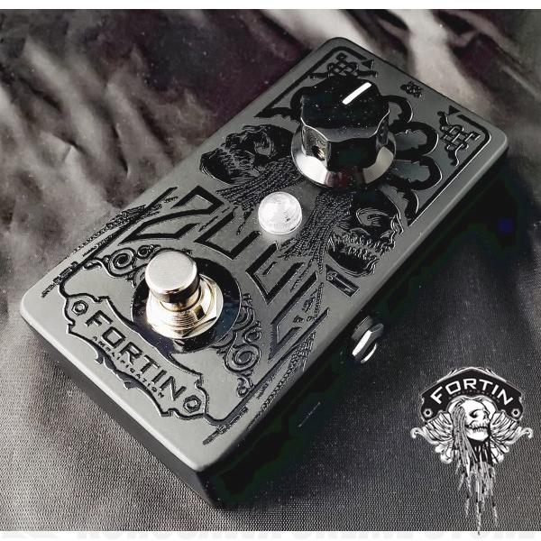Fortin Amplification フォーティン / ZUUL-BlackOut【ノイズゲート】