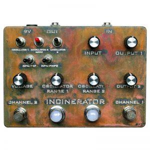 Industrialectric インダストリアレクトリック / INCINERATOR インシネレーター