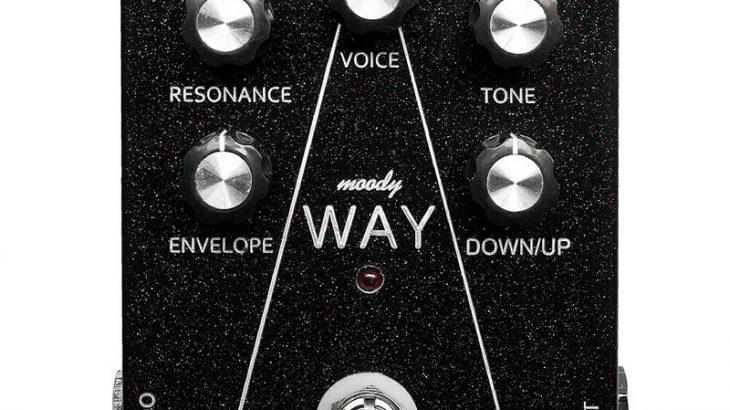 Moody Sounds ムーディーサウンズ / Way ウェイ【オートワウ・エンベロープフィルター】