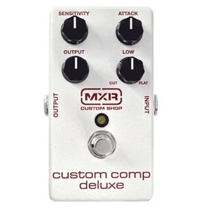 MXR エムエックスアール / CSP204 Custom Comp Deluxe【コンプレッサー】
